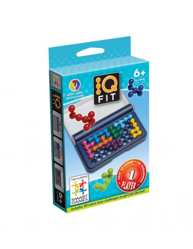 Smart Games IQ Fit 12pcs/dsp SG 423