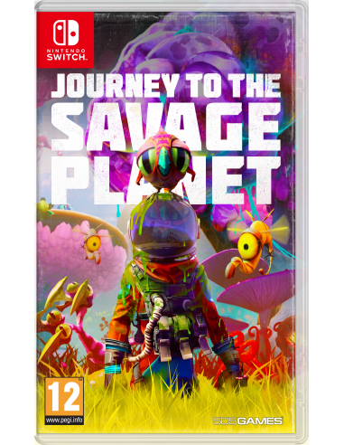 Journey to the Savage Planet...